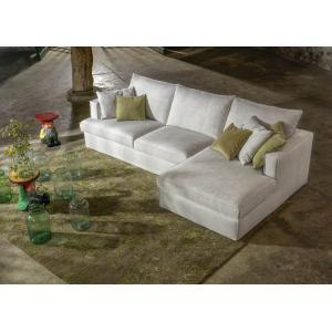 Canapea cu sezlong Glammy